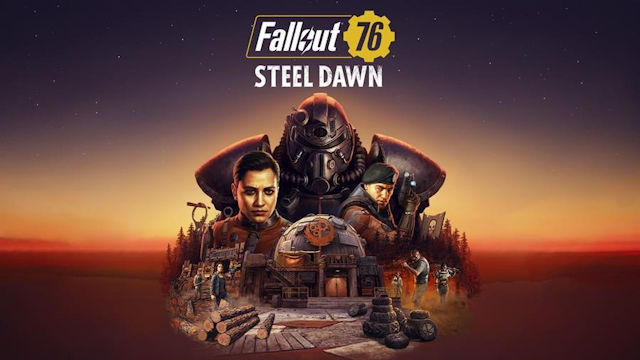 A Steel Dawn is coming to Fallout 76