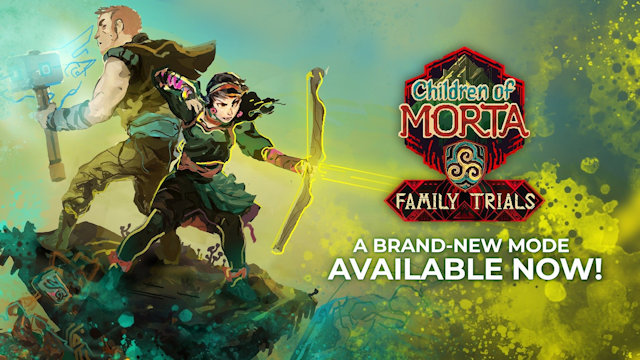 Children of Morta makes things a family affair