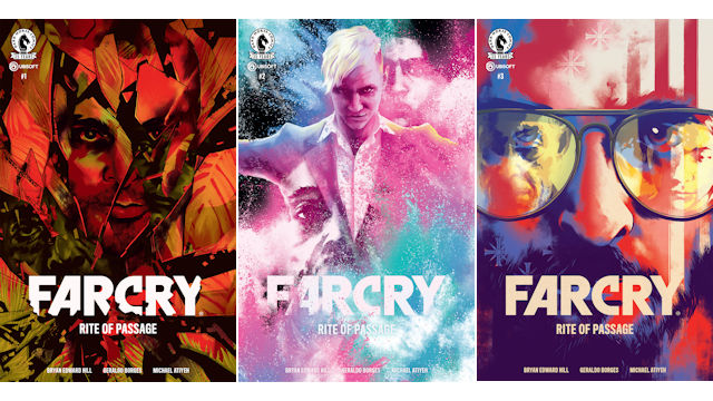 Far Cry inspires new comic series