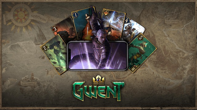 Gwent dealt to iOS
