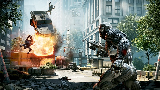 Crysis Remastered comes to Steam