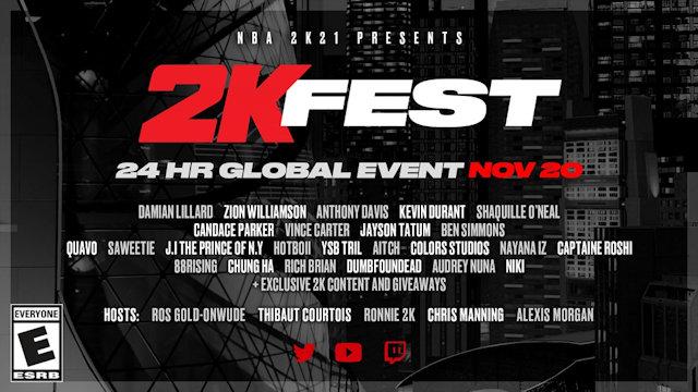 2KFest coming next week