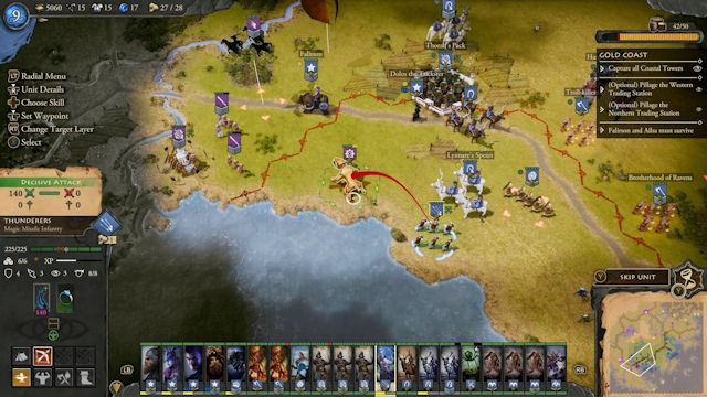 Fantasy General II invades consoles
