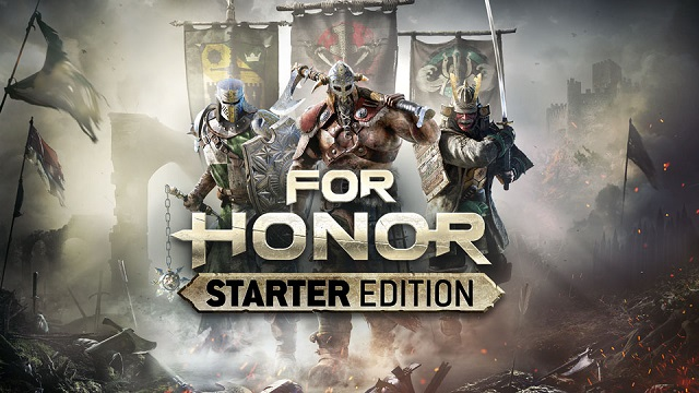 For Honor announces Starter Edition