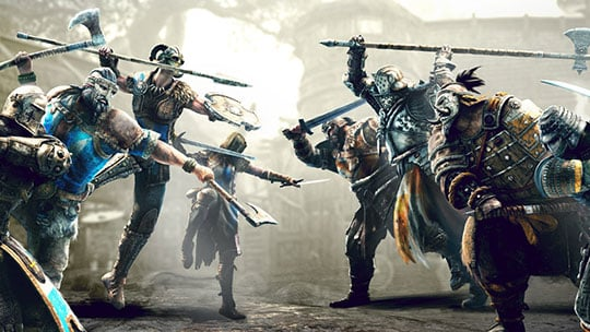 Ubisoft reveals road map For Honor