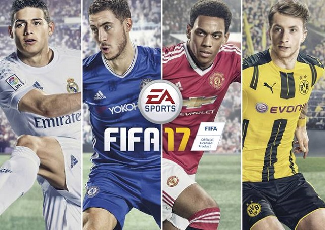 FIFA 17 will feel Frostbite in September
