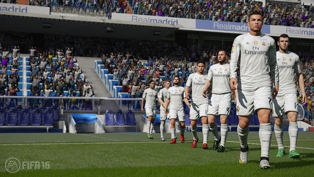 FIFA and Real Madrid get exclusive