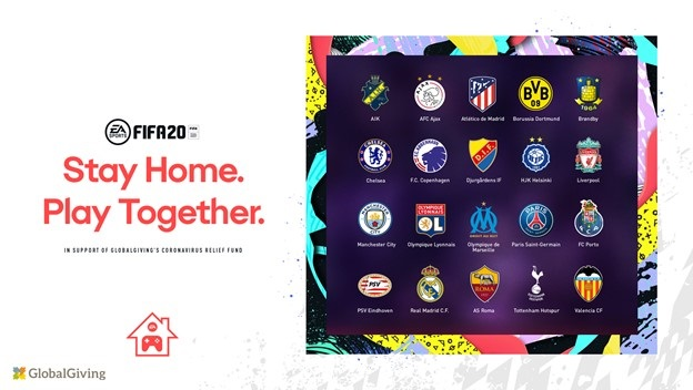 FIFA 20 Stay and Play Cup kicks-off next week