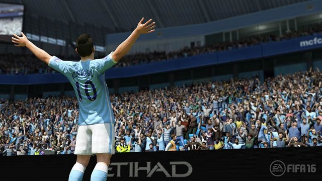 FIFA 16 hits the pitch worldwide