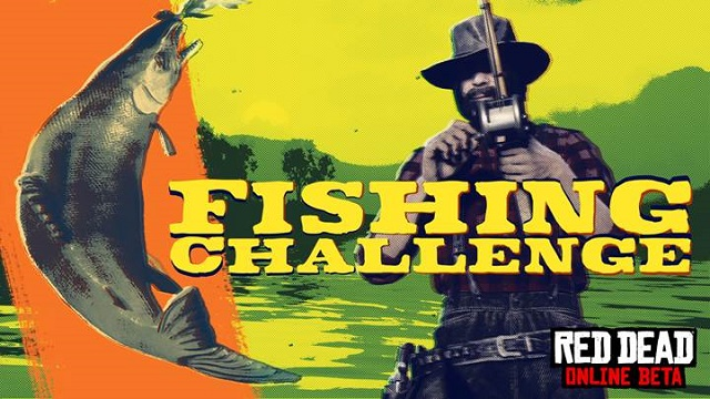 Red Dead Online to gamers: go fish!