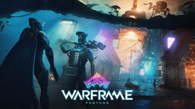 Warframe open world expansion launching in November