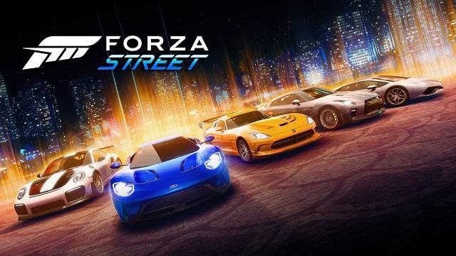 Forza Street races onto mobile