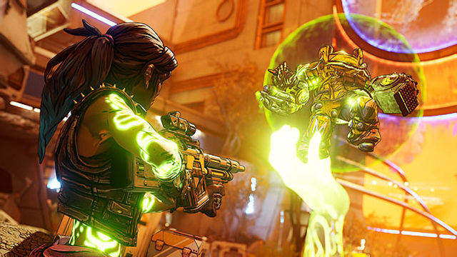 Play Borderlands 3 for free this weekend