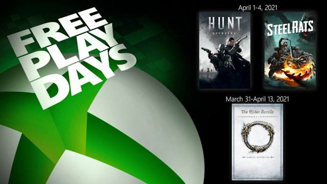 The hunt for more free games begins today