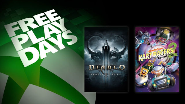 Race and slay demons for free this weekend