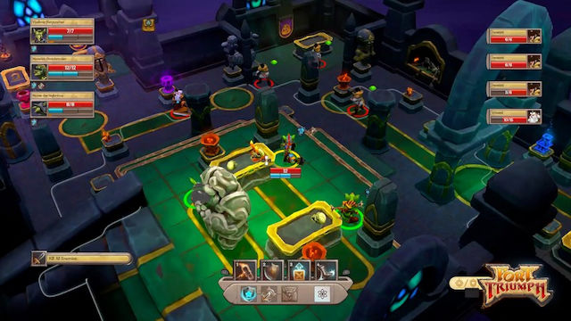 Fort Triumph takes the battle to consoles