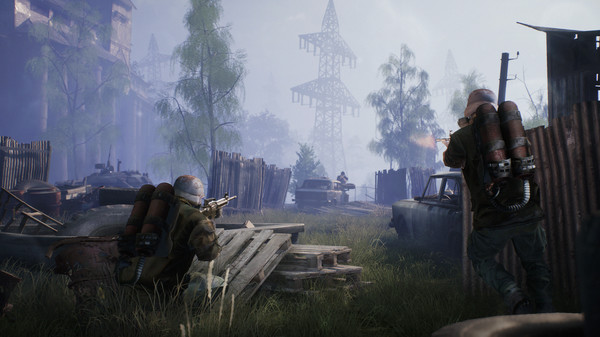 Fear the Wolves coming to Early Access