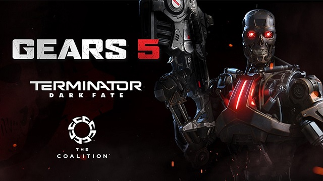 Terminator Dark Fate characters coming to Gears 5