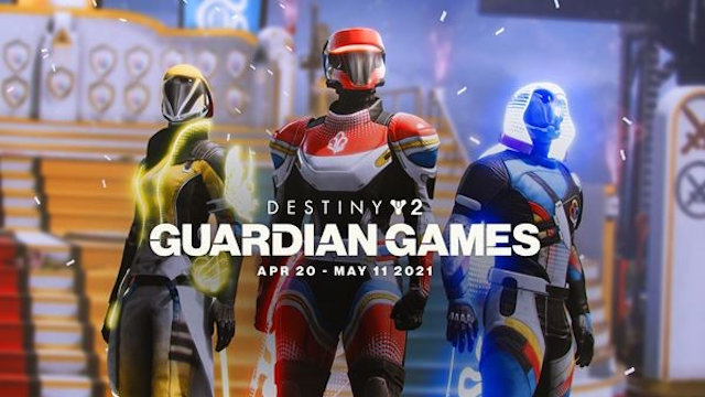 The Guardian Games have begun