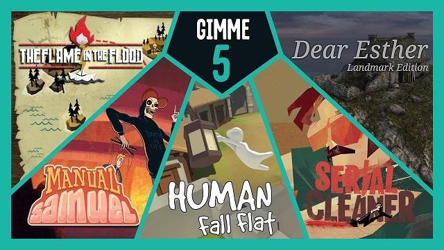 Curve Digital serves up five indie title game bundle news image