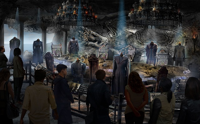 Game of Thrones Studio Tour will open Westeros to all
