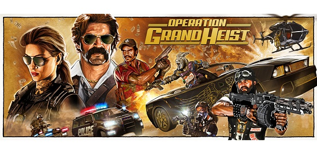 Black Ops 4 launches Operation Grand Heist on PS4