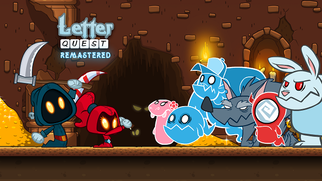 Letter Quest taking a journey to Xbox One