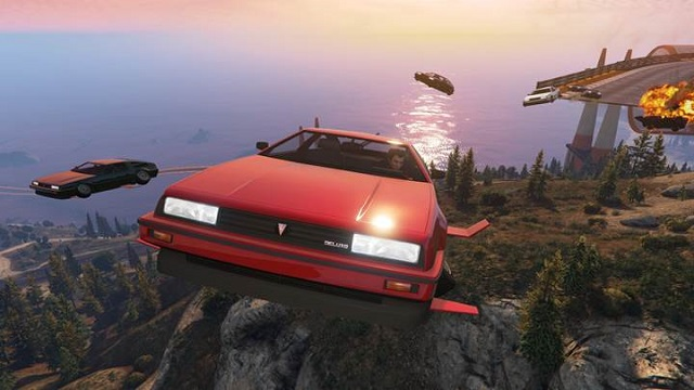 GTA Online opens Special Vehicle Circuit Races
