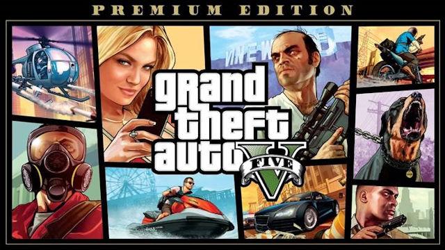 Get Grand Theft Auto V for free