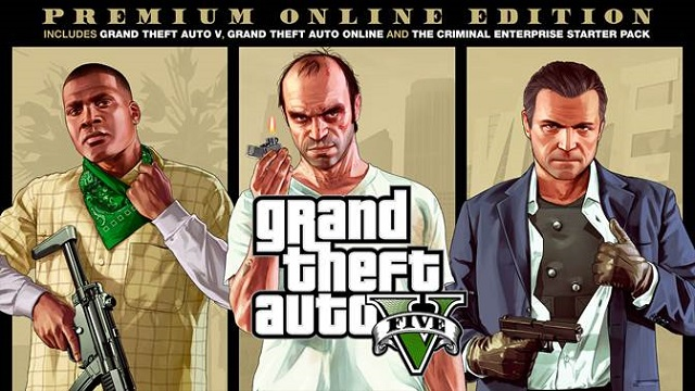 Grand Theft Auto V releases Premium Online Edition