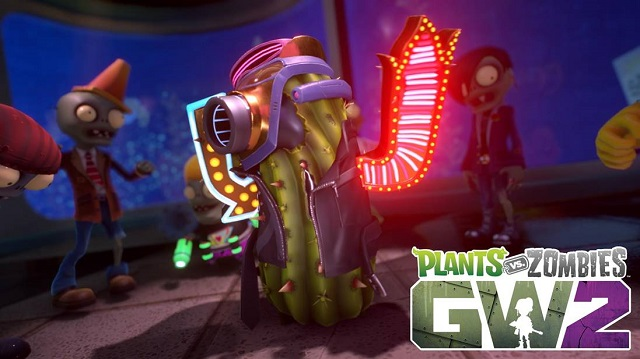 Graveyard Variety Pack set to drop on Plants vs. Zombies Garden Warfare 2