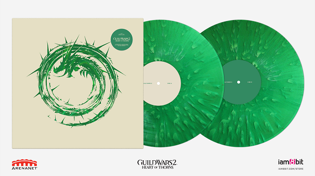 Guild Wars 2: Heart of Thorns soundtrack available on vinyl