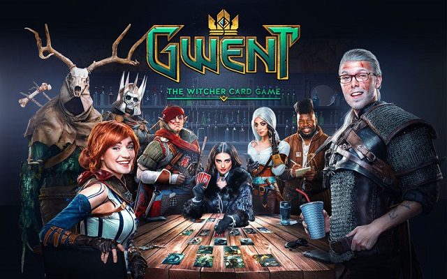 Gwent being dealt to PC and consoles