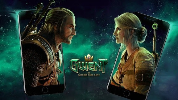 Gwent being dealt to iOS