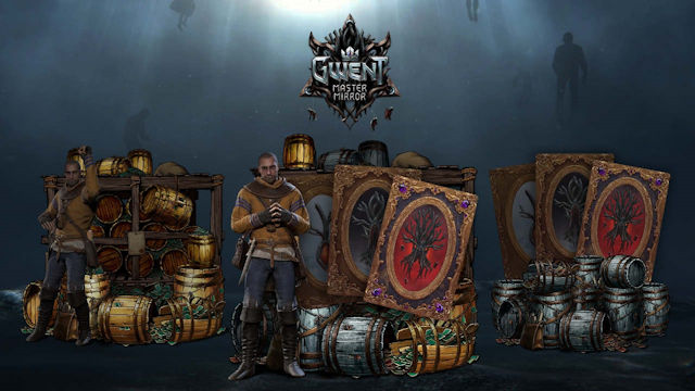 Master Mirror coming to Gwent