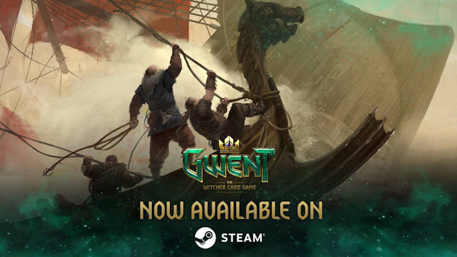 Gwent launches on Steam