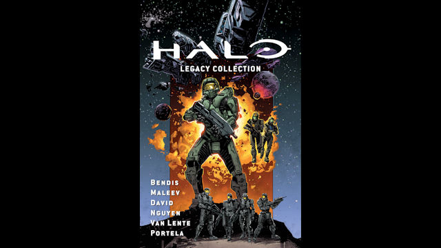The Halo: Legacy Collection