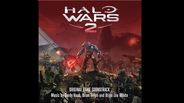 Halo Wars 2 soundtrack released