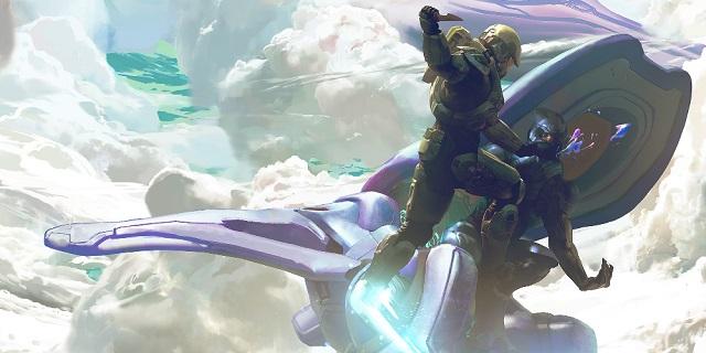Dark Horse Comics announces new Halo graphic novel anthology