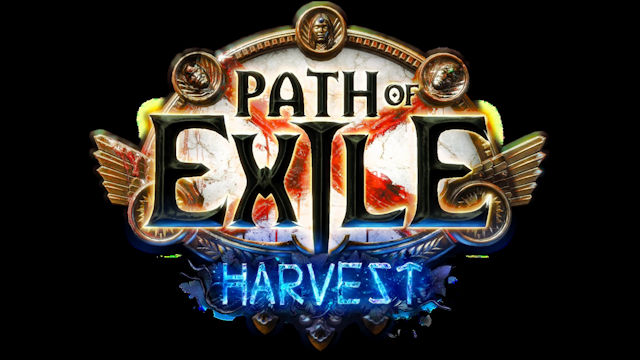 It's Harvest time in Path of Exile