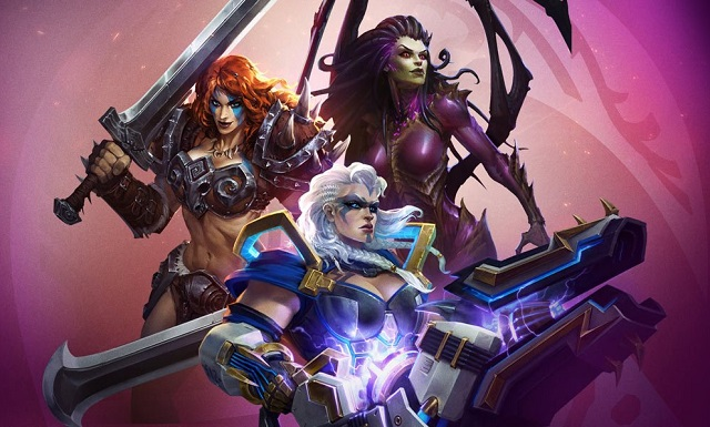 Heroes of the Storm adds Twitch Prime rewards