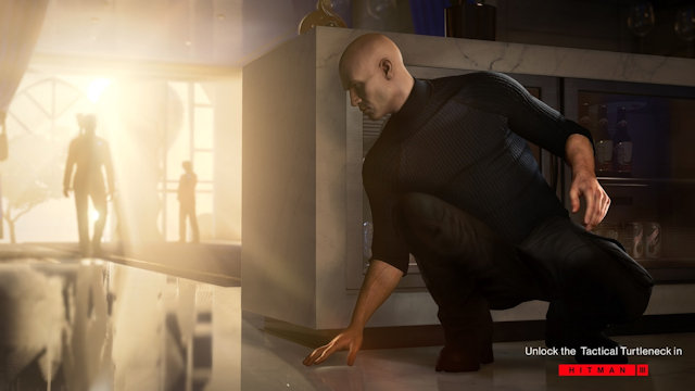 HITMAN 3 releases first patch