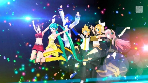 New song and skins available for Hatsune Miku: Project Diva F 2nd