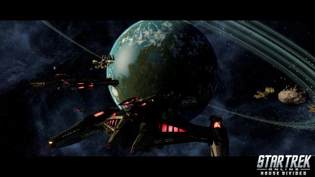 Star Trek Online launches House Divided