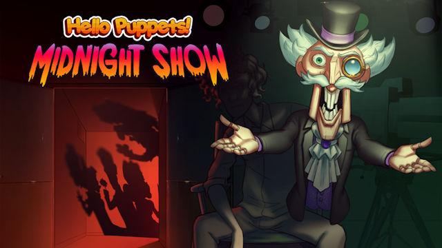 Evil puppet game revealed at Steam Next Fest