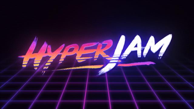 Hyper Jam on in February