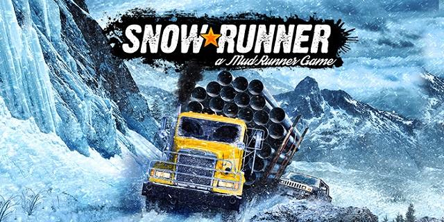 SnowRunner revealed at gamescom 2019