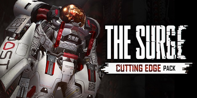 The Surge is now on the Cutting Edge