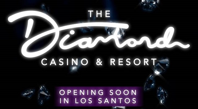 The Diamond Casino & Resort is opening soon in Los Santos