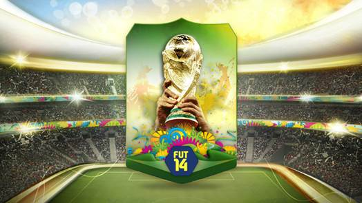 FIFA 14 getting free World Cup update